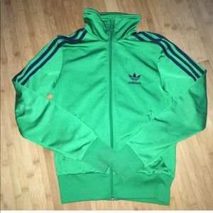 Adidas jacket European collection